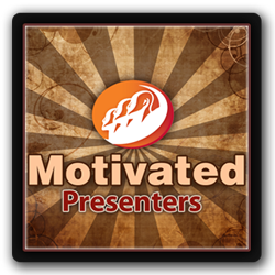 clock here to visit motivated presenters